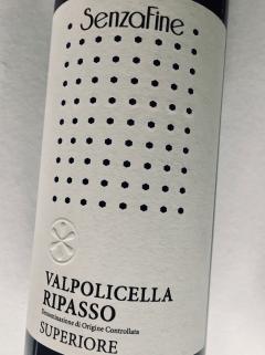SenzaFine Valpolicella Ripasso DOC 2016