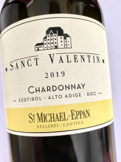 St. Michael Eppan, Chardonnay Sanct Valentin 2019