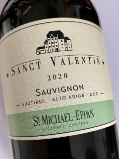 St. Michael Eppan, Sauvignon Sanct Valentin 2020