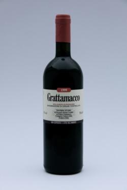 Bolgheri Rosso Superiore DOC, Grattamacco 1999