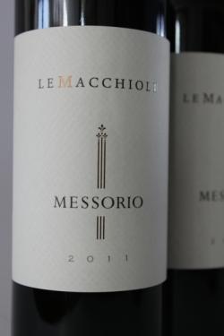 Le Macchiole, Messorio 2011
