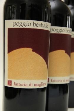 Fattoria di Magliano, Poggio Bestiale 2012