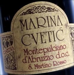 Masciarelli, Montepulciano d`Abruzzo Marina Cvetic 2013