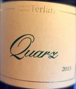 Kellerei Terlan, Sauvignon Quarz 2015, Magnum