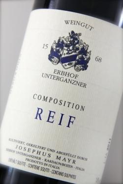 Josephus Mayr Erbhof Unterganzner, Composition Reif 2015