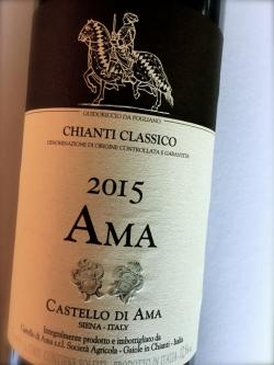 Castello di Ama, Ama Chianti Classico 2015