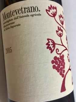 Montevetrano 2015