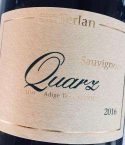 Kellerei Terlan, Sauvignon Quarz 2016, Magnum