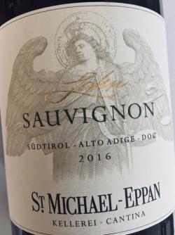St. Michael Eppan, Sauvignon Lahn 2016