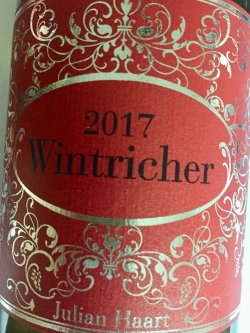 Julian Haart, Wintricher Riesling 2017
