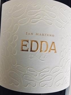 San Marzano, Edda Bianco Salento IGP 2018
