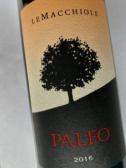 Le Macchiole, Paleo Rosso IGT 2016