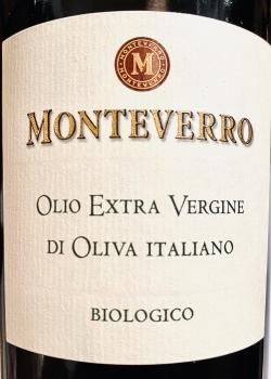 Monteverro, Olio Extra Vergine di Oliva 2019/2020, lt.0,5