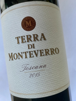 Monteverro, Terra di Monteverro 2015