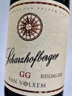 Van Volxem, Scharzhofberger Riesling GG 2020